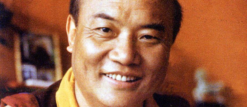 Jo Šventenybė XVI Karmapa Rangdžungas Rigpė Dordžė