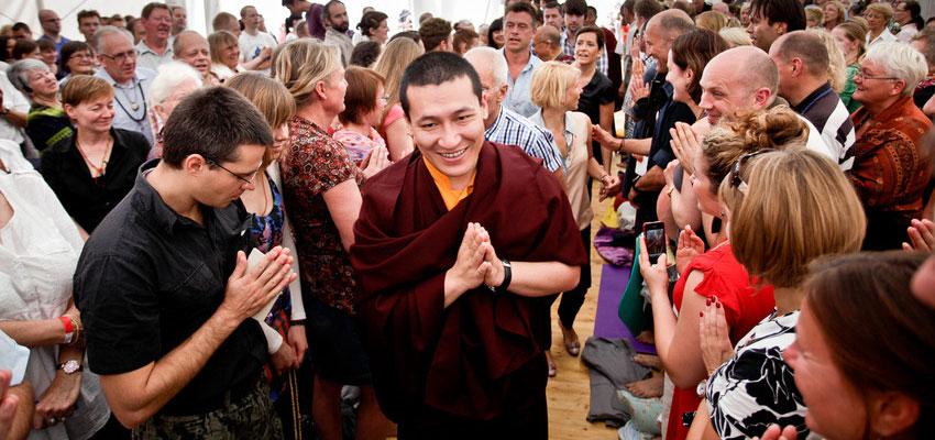 Tajė Dordžė, Jo Šventenybė XVII Karmapa