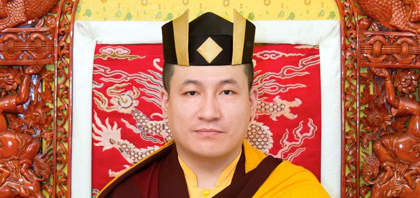 Tajė Dordžė, Jo Šventenybė XVII Gjalva Karmapa